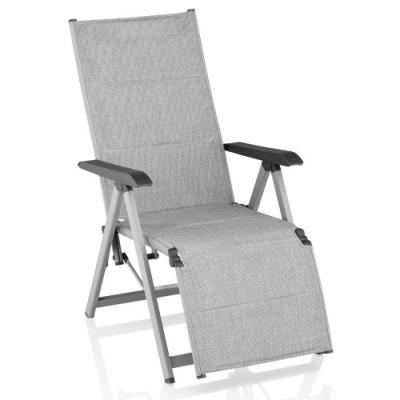BASIC PLUS PADDED RELAX - fotel z podnóżkiem  Kettler  0301216-9300