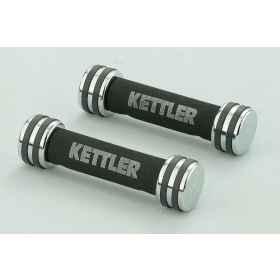 Hantelki chromowane 2*1 kg Kettler 7446-150