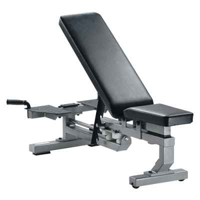 Ławka Multi Function Bench Silver York Fitness - 55004