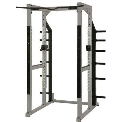 Klatka treningowa Power Rack Silver York Fitness – 55006