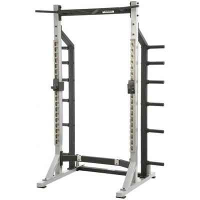 Stanowisko treningowe Self Standing Half Rack Silver York Fitness - 55009