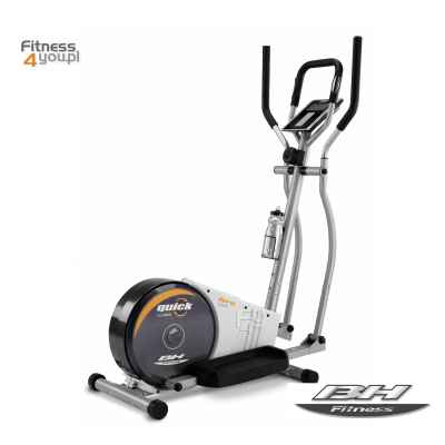 ORBITREK / TRENAŻER ELIPTYCZNY QUICK BH Fitness G233 - widok ogólny