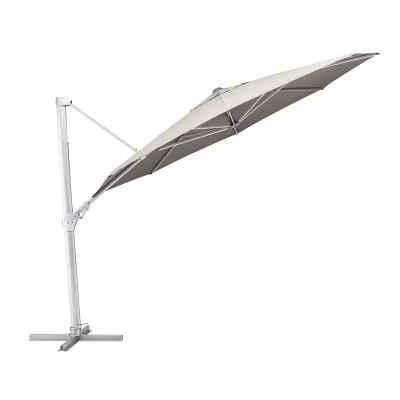 PARASOL LAMPOWY EASY-SWING 350cm KETTLER Z PODSTAWĄ I POKROWCEM 0106055-7200
