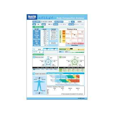 Tanita GMON Cons Oprogramowanie do Domowych Wag / Monitorów Składu Ciała