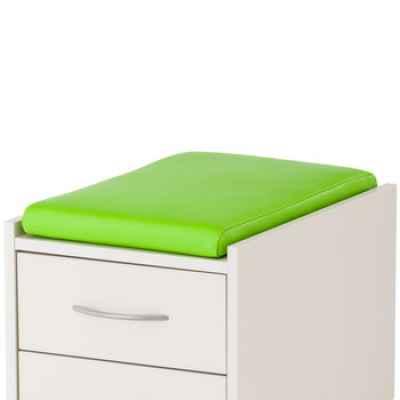 PODUSZKA NA KONTENEREK SIT ON/ LOGO BOX (ZIELONA SOFTEX) KETTLER 06775-050