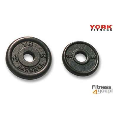 Talerz 1,25 kg York - żeliwny