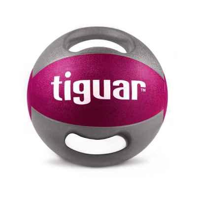 Piłka Lekarska z Uchwytami 5 kg Tiguar