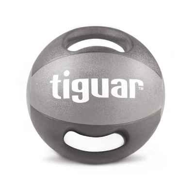 Piłka Lekarska z Uchwytami 8 kg Tiguar