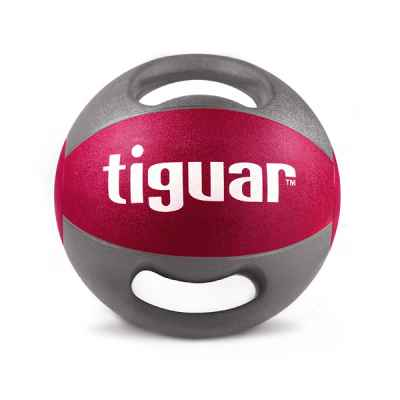 Piłka Lekarska z Uchwytami 9 kg Tiguar