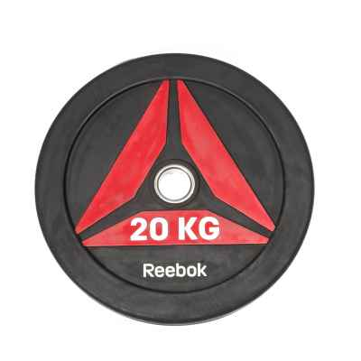 Talerz Bumper Plate Reebok 20 kg RSWT-13200