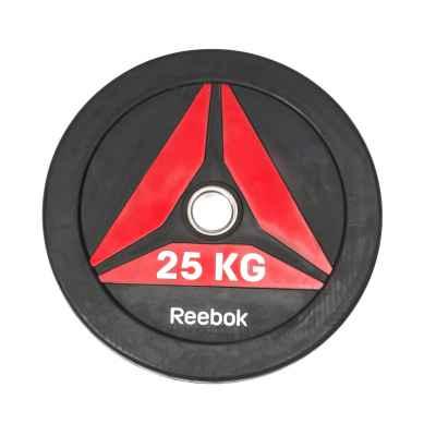 Talerz Bumper Plate Reebok 25 kg RSWT-13250