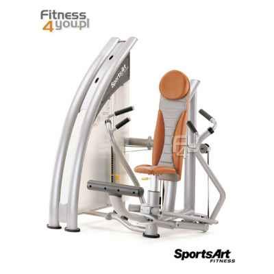 Maszyna na klatkę piersiową - wyciskanie siedząc / Independent Chest Press A915 SportsArt
