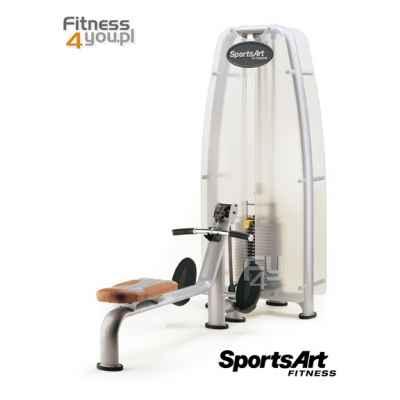 Maszyna na grzbiet - wioślarz / Low Row A918 SportsArt
