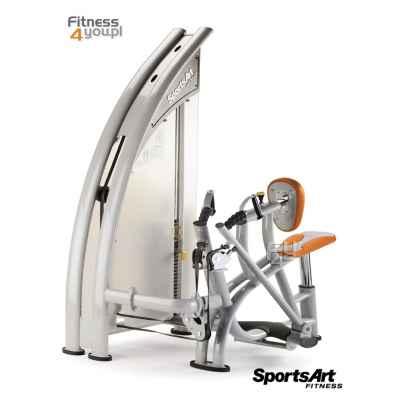 Maszyna na grzbiet - przyciąganie ciężaru / Mid Row SportsArt A921
