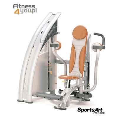 Maszyna na klatkę piersiową - butterfly / Pec Deck Sports Art A933