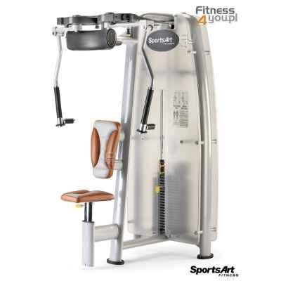 Maszyna na klatkę piersiową/grzbiet - butterfly / Pectoral Fly / Rear Deltoid SportsArt A922