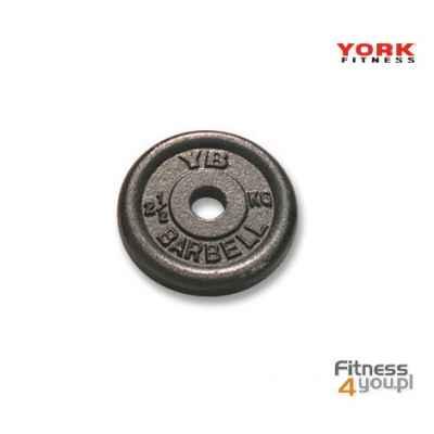 Talerz 2,5 kg York - żeliwny