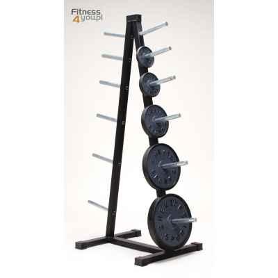 Talerz żeliwny 1,25 kg Hektor na stojaku