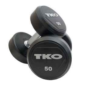 Hantle ogumowane 8 kg TKO (Para)
