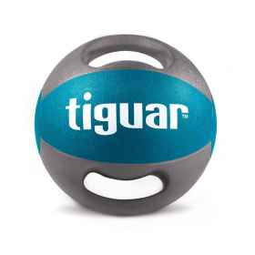 Piłka Lekarska z Uchwytami 6 kg Tiguar