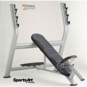 Ławka olimpijska skośna / Olympic Incline Bench A998 SportsArt