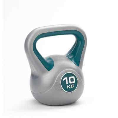 Kettlebell winylowy 10 kg York Fitness