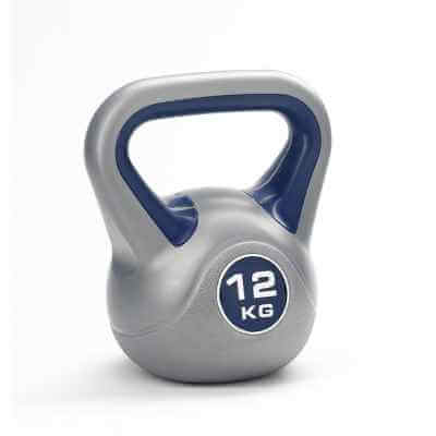 Kettlebell winylowy 12 kg York Fitness