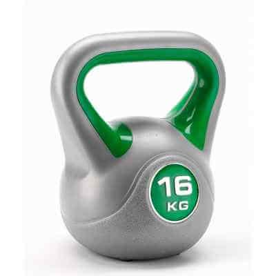 Kettlebell winylowy 16 kg York Fitness