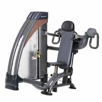 Maszyna na barki - wyciskanie / Independent Shoulder Press N917 SportsArt