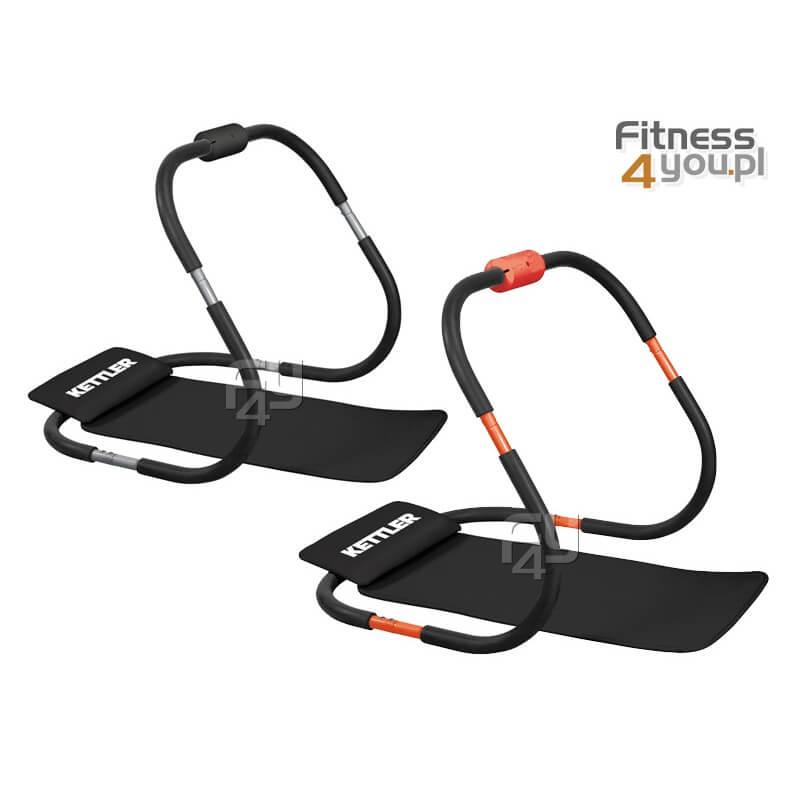 Chwalebne Kettler AB Roller - przyrząd do ćwiczeń mięśni brzucha LR23