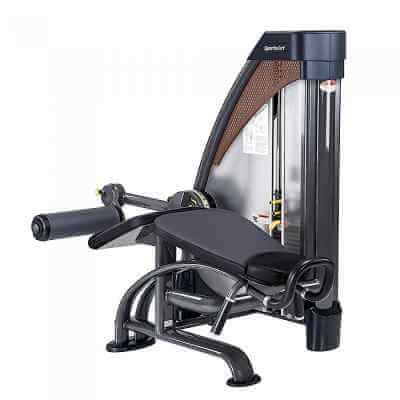 Maszyna na mięsień dwugłowy uda / Lying Leg Curl N958 SportsArt