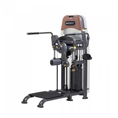 Maszyna na mięśnie przywodzicieli, odwodzicieli i pośladków / Total Hip N961 SportsArt