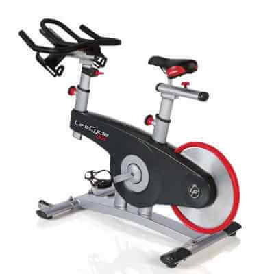 Rower Spinningowy LifeCycle GX (z konsolą) Life Fitness