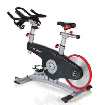 Rower Spinningowy LifeCycle GX (z konsolą) Life Fitness