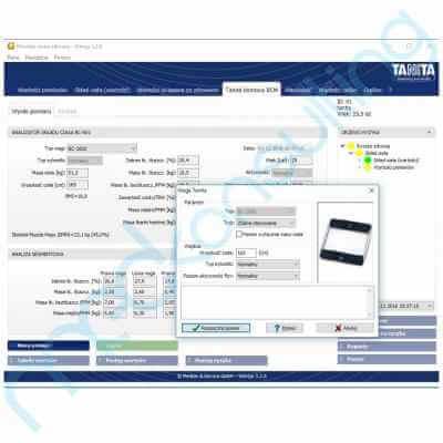 Tanita GMON Consumer Oprogramowanie do Domowych Wag / Monitorów Składu Ciała