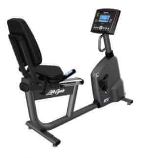 Rower Poziomy RS1 Go Life Fitness
