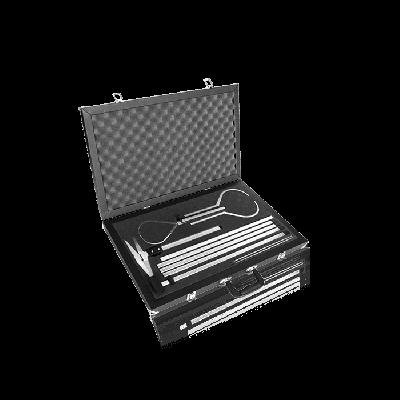 Profesjonalny zestaw antropometryczny w walizce - METRISIS