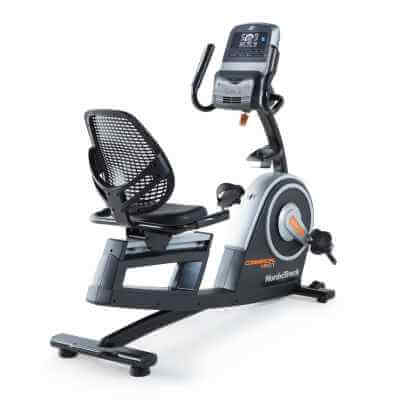 ROWER POZIOMY COMMERCIAL VR 21 NORDICTRACK