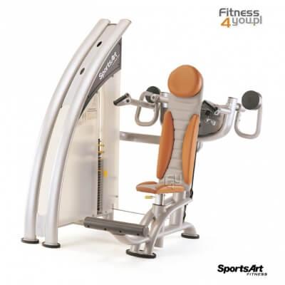 Maszyna na barki - wyciskanie / Independent Shoulder Press SportsArt A917