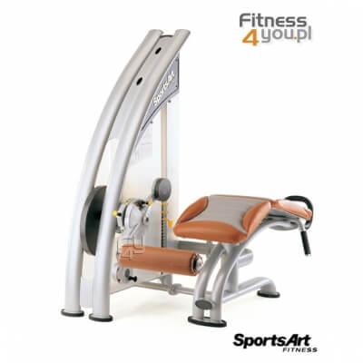 Maszyna na mięsień dwugłowy uda / Lying Leg Curl A958 SportsArt