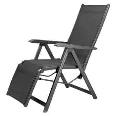 BASIC PLUS RELAX -fotel z podnóżkiem  Kettler  0301216-7000
