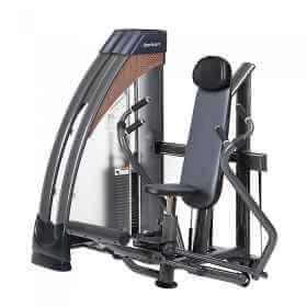 Maszyna na klatkę piersiową - wyciskanie siedząc / Independent Chest Press N915 SportsArt