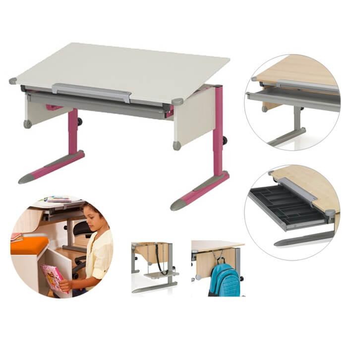 biurko dzieci ce kettler college box ii 06604 4290. Black Bedroom Furniture Sets. Home Design Ideas