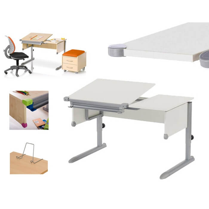 biurko dzieci ce kettler comfort ii 06603 4270. Black Bedroom Furniture Sets. Home Design Ideas