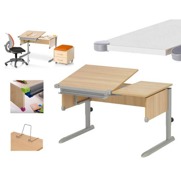 biurko dzieci ce kettler comfort ii 06603 4272. Black Bedroom Furniture Sets. Home Design Ideas