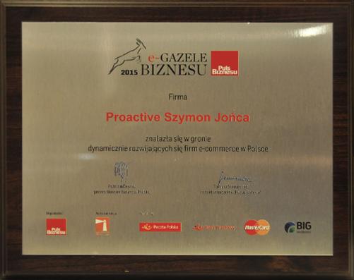 E-Gazela Biznesu 2014